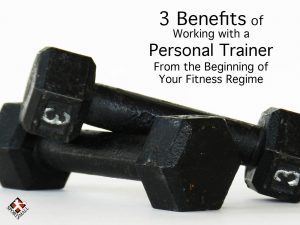 Benefits of working with personal trainer
